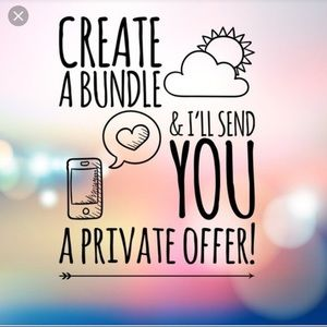 Other - Create a bundle!